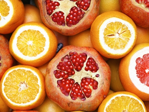 ACTIFUL® 柑橘和石榴複合物