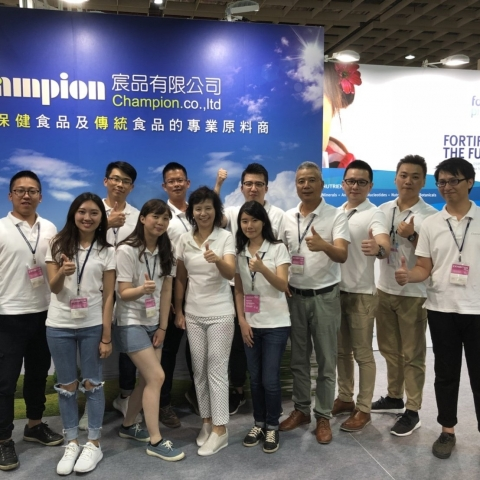 2018 Bio Taiwan Exhibition. Thank you for visiting our booth.