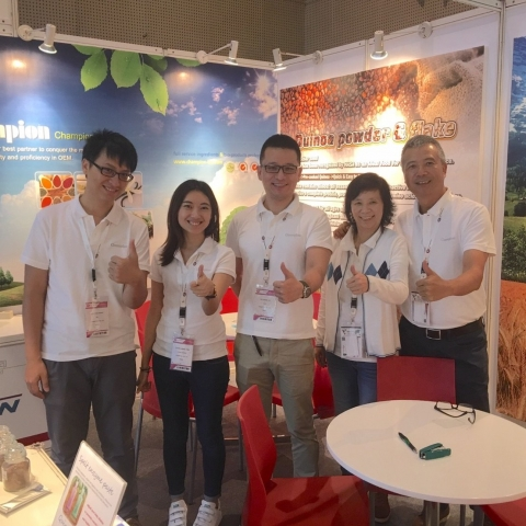 2016 Fi Asia Indonesia. Thank you for visiting our booth.